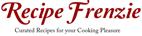 Recipe Frenzie Logo