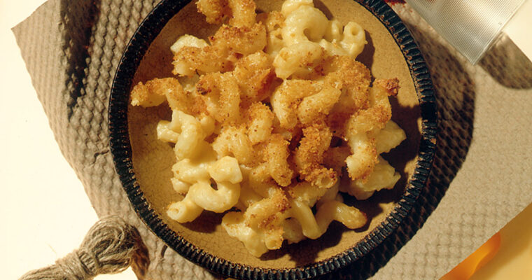 Easy Peasy Mac 'N' Cheese