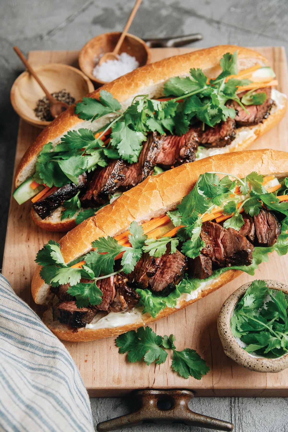 Savor a Bite of Steak