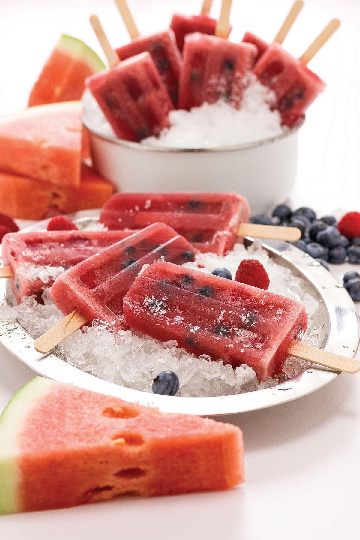 Sweet, Summery Treats